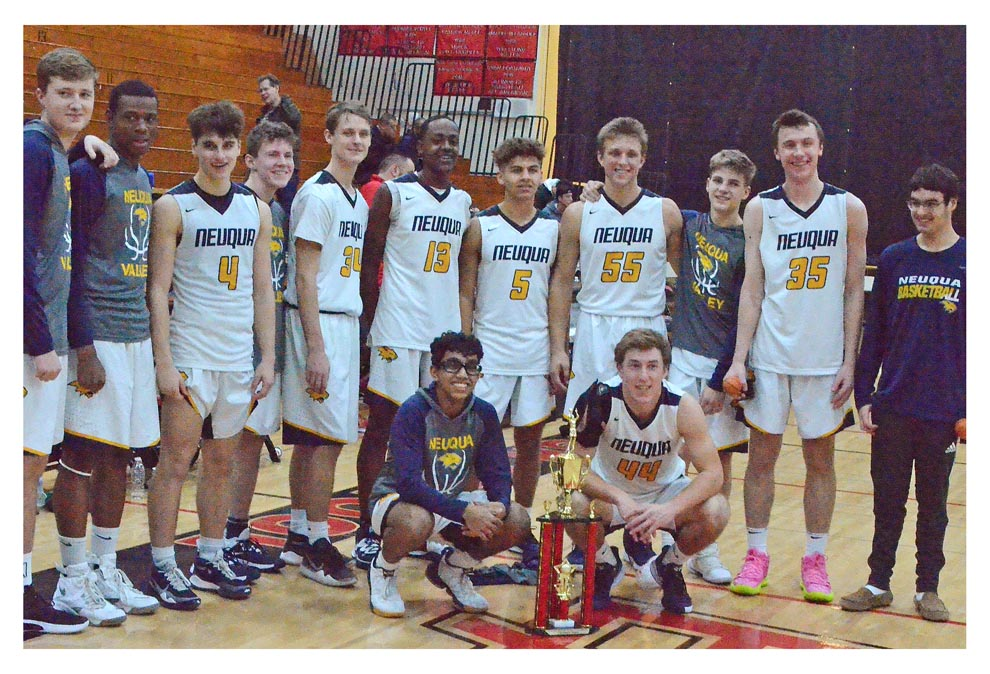 East Aurora Christmas Tournament 2020 Neuqua Valley champions at East Aurora Holiday Basketball