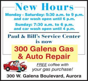 300 Galena Gas & Auto Repair